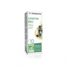 Arkopharma huile essentielle genièvre BIO N°10 - 10ml