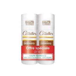 Rogé Cavaillès Deo-soin Stick dermatologique - 2x40ml