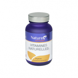 Nature attitude Vitamines naturelles - 30 gélules