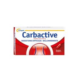 Carbactive 120mg  - 30 géllules