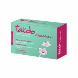 Taido MénoActiv - 60 gélules végétales
