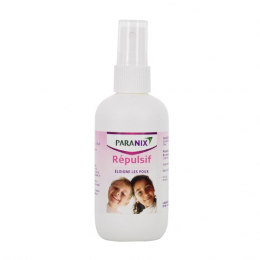 paranix solution répulsive anti-poux - 100ml