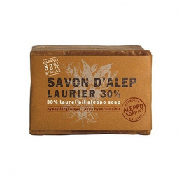 Aleppo Soap Co Savon d'Alep Laurier 30% - 200g