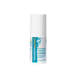 Biseptine spraid solution antiseptique pour application cutanée - 50ml