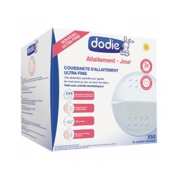 Dodie Coussinets d'allaitement Jour - x50