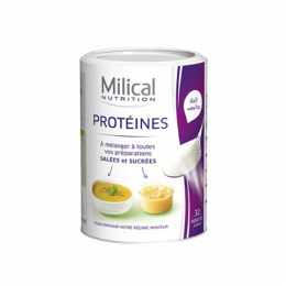 Protéines goût neutre - 32 dosettes