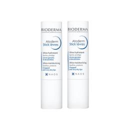 Bioderma Atoderm stick lèvres ultra-hydratant - 2x4g