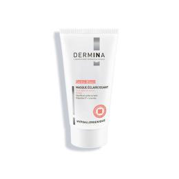 Dermina Sensi blanc Masque éclaircissant - 50ml