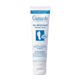 Gamarde Gel déodorant fraicheur intense pour pieds BIO - 100g