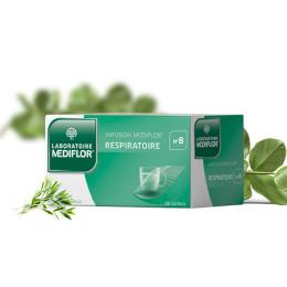 Infusion Confort respiratoire - 24 sachets