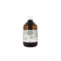 Dr. Theiss Argent Colloïdal 20ppm - 500ml