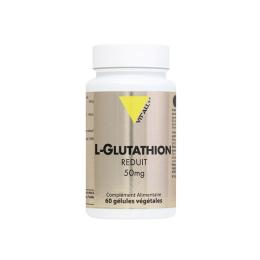 Vit'all+ L-Glutathion réduit 50mg - 60 gélules
