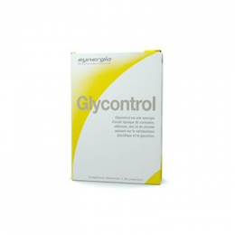 Synergia Glycontrol - 30 comprimés