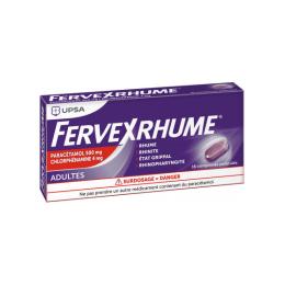 UPSA Fervex Rhume - 16 comprimés