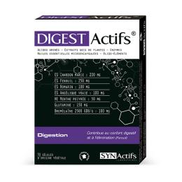 Aragan Synactifs digestactifs - 30 gélules