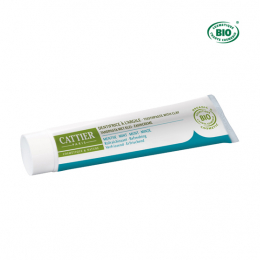 Cattier dentifrice Dentargile menthe BIO - 75ml