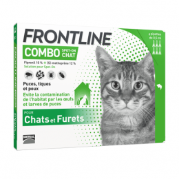 Frontline Combo chat - 6x0.5ml