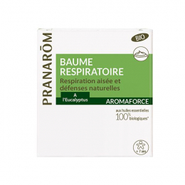 Aromaforce baume respiratoire 80ml