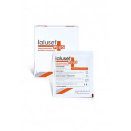 Ialuset Plus compresses imprégnées 10x10cm - 10 compresses