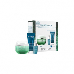 Biotherm Coffret Hydratation Aquasource Gel