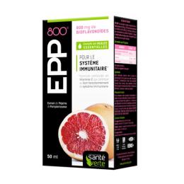 Santé Verte EPP 800 extrait de pépins de pamplemousse - 50ml