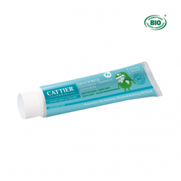 Cattier Dentifrice kids menthe douce BIO  - 50 ml