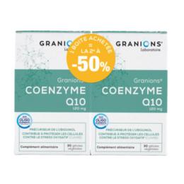 Granions Coenzyme Q10 - 2x30 gélules