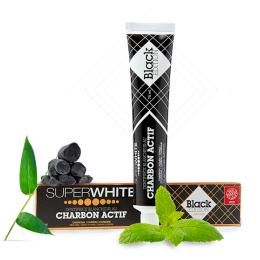 Superwhite Dentifrice blancheur charbon - 75ml