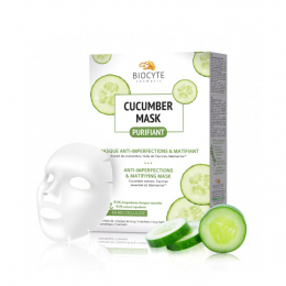 Biocyte Cucumber Mask - 4 masques