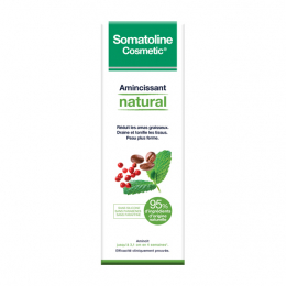 Gel amincissant natural - 250ml