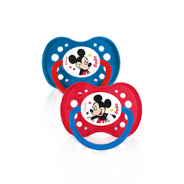 Dodie Sucette Anatomique +18mois Duo Mickey - x2