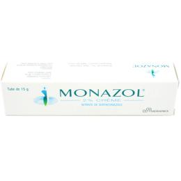 Monazol 2% crème - 15g