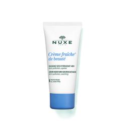 Nuxe Crème fraîche de beauté masque SOS hydratant 48h - 50ml