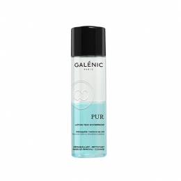 Galenic démaquillant yeux waterproof pur - 125ml