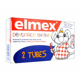 Dentifrice Enfant - 2x50ml