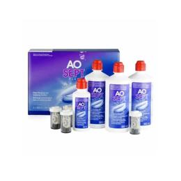 Aosept Plus Hydraglyde - 3x360ml + 90ml