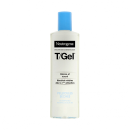 Neutrogena T/Gel Shampoing antipelliculaire pellicules sèches - 250ml