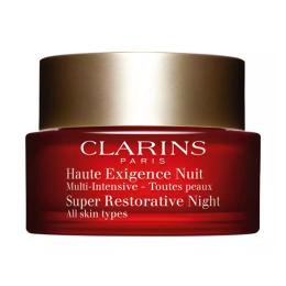 Clarins Multi-intensive crème haute éxigence nuit toutes peaux  - 50ml