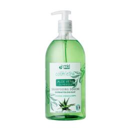 Shampooing douche aloe vera du Mexique - 1L