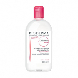 Bioderma Créaline H2O solution micellaire - 500ml