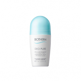 Biotherm déo pure roll-on anti-transpirant - 75ml