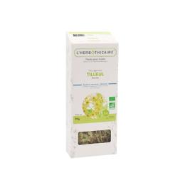 L'herbothicaire tisane tilleul BIO - 35g