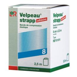 Velpeau strapp sparadrap 8cmx2.5m