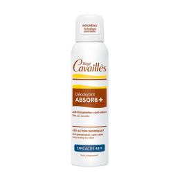 Rogé Cavaillès déodorant Absorb+ efficacité 48h - 150ml
