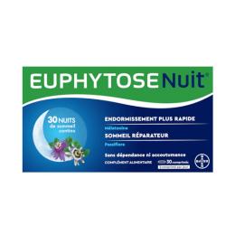 Euphytose nuit - 30 comprimés