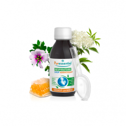 Puressentiel Respiratoire sirop adoucissant - 125ml