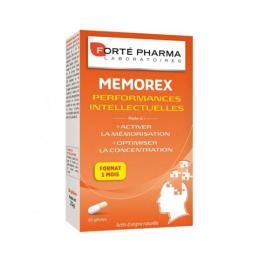 Forté Pharma Memorex - 30 gélules