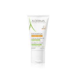 Aderma Exomega control crème émolliente stérile - 50ml