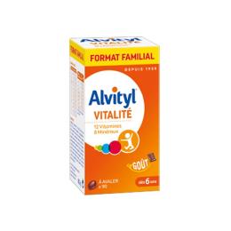Alvityl comprimé format familial - 90 comprimés