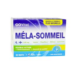 Govital mela-sommeil gélules x30